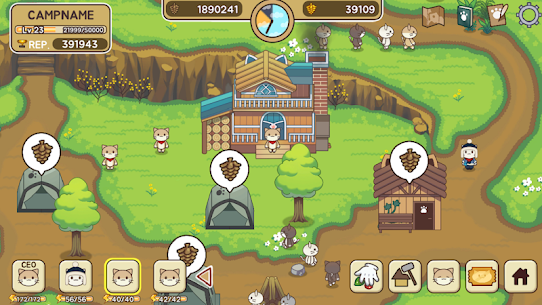 Cat Forest – Healing Camp MOD (Unlimited Currency) 2