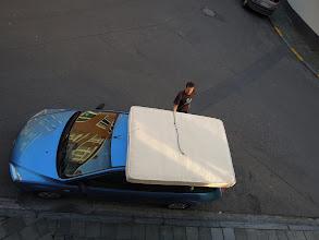 Photo: akce matrace - supr matrace ze sekáče za 20 EUR