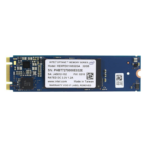 ổ cứng SSD Intel Optane 32GB (MEMPEK1W032GAXT/GA01)