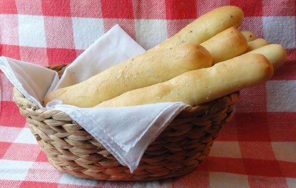 Garlic Bread Sticks Recipe