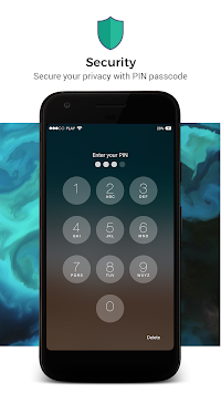OS11 Locker - IOS Lock Screen style