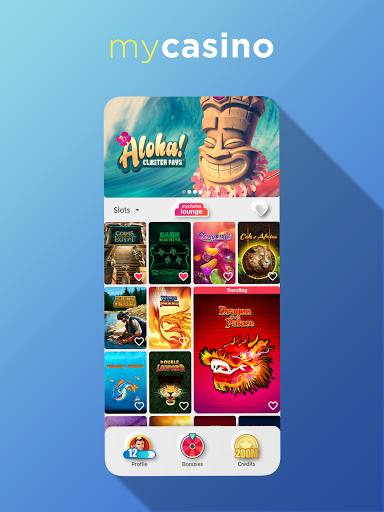 mychoice casino jackpot slots + free casino games screenshots 1