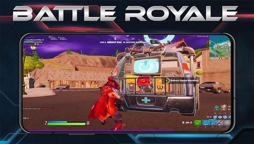 Battle Royale chapter 2 season 4 wallpapers  screenshots 1