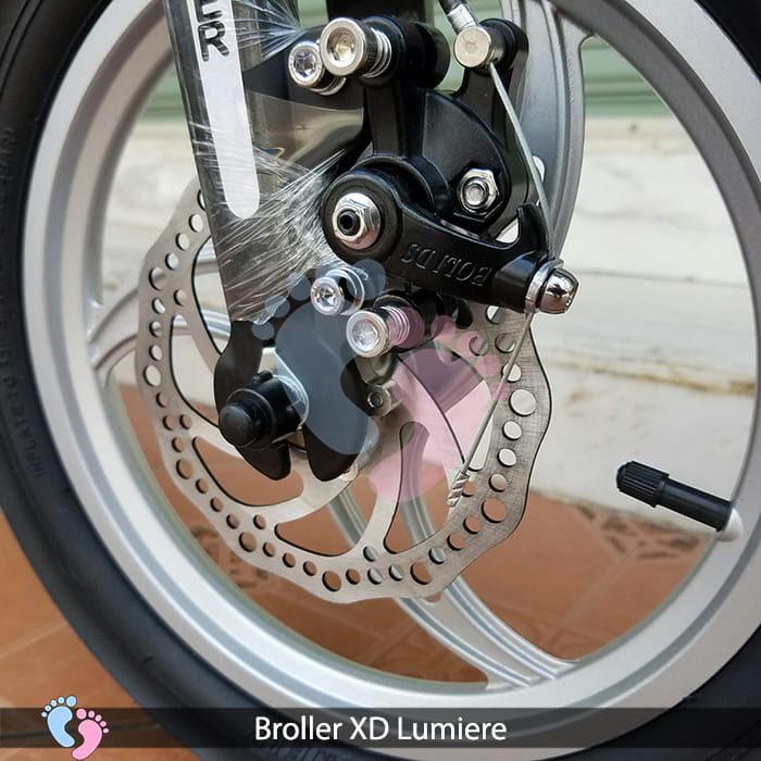 Xe đạp cho bé Broller XD Lumiere ss 13