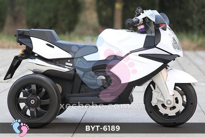 Xe mô tô điện 3 bánh BYT-6189 9
