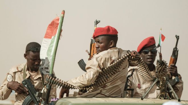 The Rapid Support Forces (RSF) have been accused of widespread abuses in Sudan, including the 3 June massacre in which more than 120 people were reportedly killed.