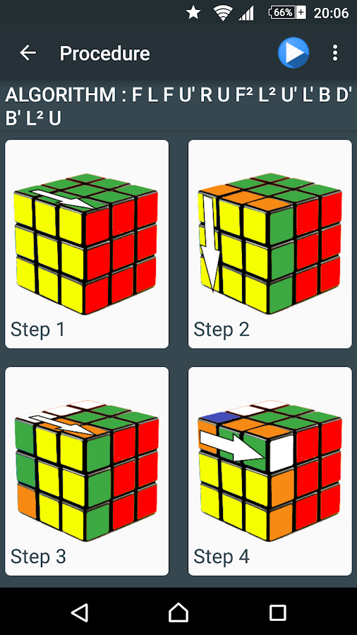 how to play grow cube