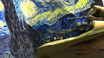Ready, Set, Van Gogh!