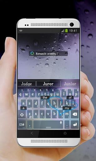 玩免費個人化APP|下載浪漫的風景 TouchPal 皮膚Pífū app不用錢|硬是要APP