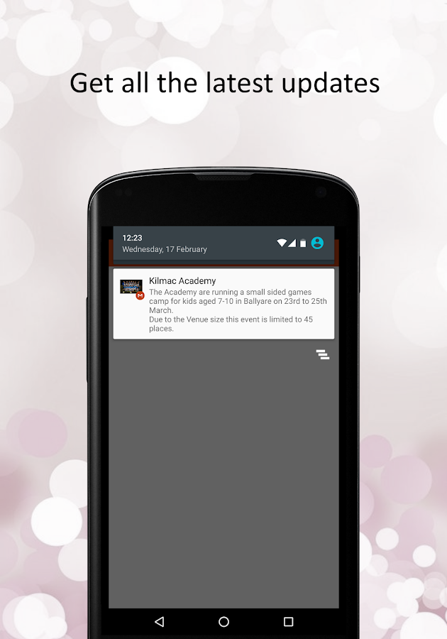 MessageCue- screenshot