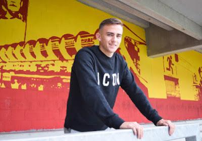 Malines recrute un jeune attaquant d'Anderlecht