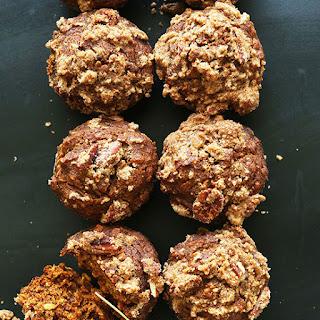 1-Bowl Vegan Pumpkin Muffins.