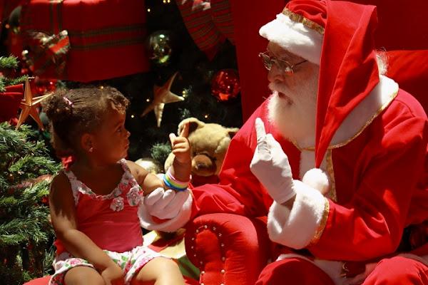 Babbo Natale di Foto Brasil