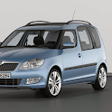 Wallpapers Skoda Roomster icon