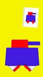 Color Roller - Match Colors 3D 0.7