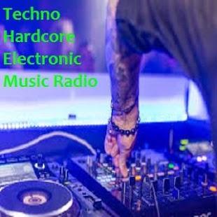 Techno Hardcore Electronic Music Radio - náhled