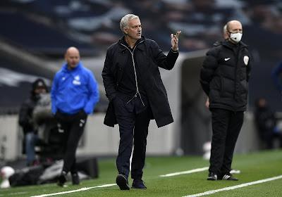 Direction l'Écosse pour José Mourinho ?