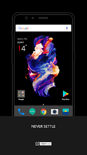 OnePlus Launcher Screenshot