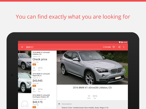 Used cars for sale - Trovit 4.47.5 screenshots 6