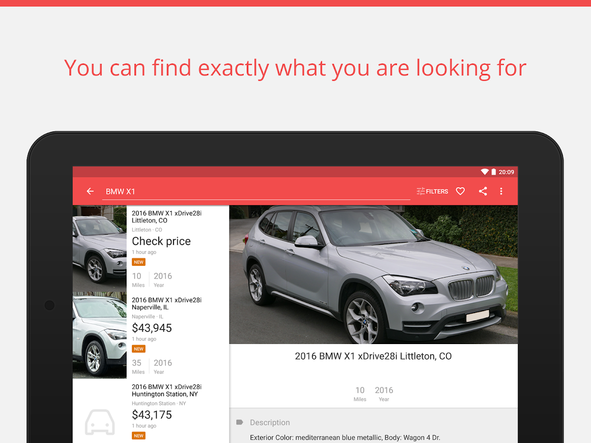 Used cars for sale   Trovit   Android Apps on Google Play