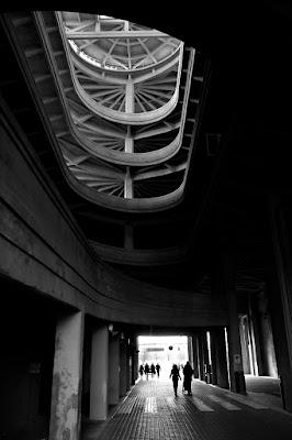architetture industriali di Bexio