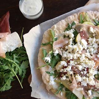 Light Pizza | Lekka Wiosenna Pizza