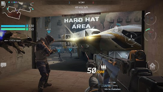 Infinity Ops Online FPS 1.7.0 APK + OBB for Android 3