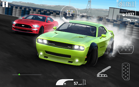 Nitro Nation Drag & Drift 6.9.0 MOD APK (Free repair) 2