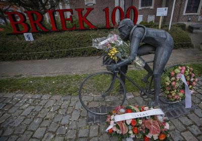 Win nu jouw versie van Briek!, het topboek over 'De Laatste Flandrien'