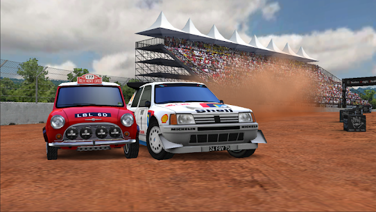 Pocket Rally LITE 1.4.0 APK + MOD Download 2