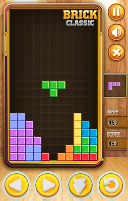 Block Brick Classic - screenshot