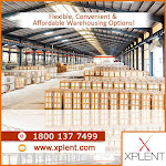 Online industry-leading warehouse space and services marketplace
