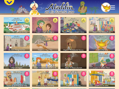 Aladdin - Storybook- screenshot thumbnail