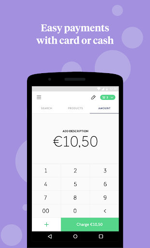 iZettle Go: the easy POS 5.22.6 screenshots 2