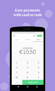 iZettle: Free point of sale - náhled