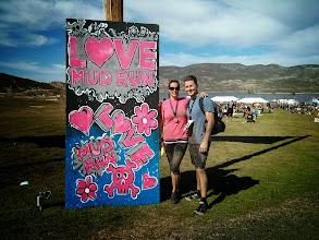 Photo: Mark and Eva Love Mud Run