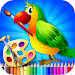 Kids Preschool Coloring Book icon