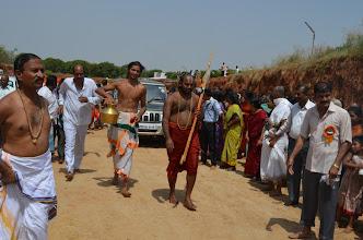 Photo: Chakra Snanam (3rd Bramhothsavam - Divya Saketham - 2012 Apr 29 to May 5)