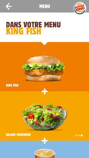 Burger Kingu00ae France u2013 pour les amoureux du burger 4.0.31 screenshots 3