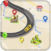 GPS Route Finder Free