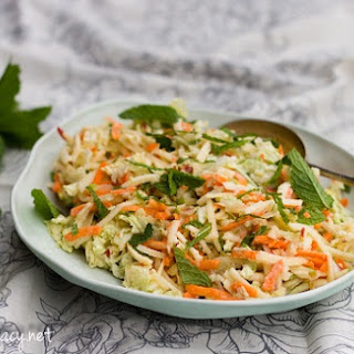 Apple Slaw.