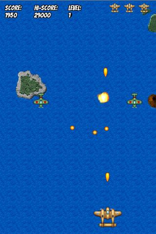 1943 Air Strike- screenshot