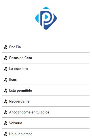 Pablo Alborán - App Letras