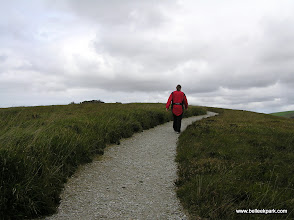Photo: A view from Ballycroy National Park Visitor Centre