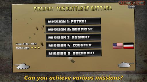 Attack on Tank : Rush - World War 2 Heroes screenshots 7