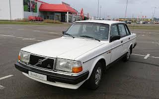 Volvo 244 Rent Skåne