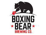 Logo of Boxing Bear Black And Blue Sour