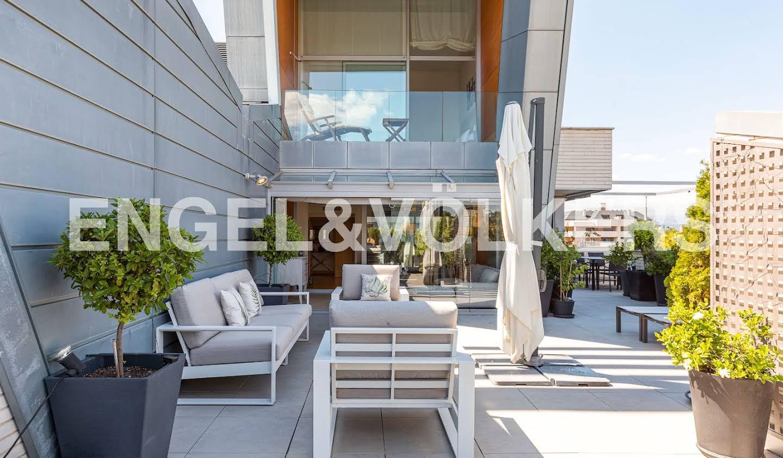 Appartement avec terrasse et piscine Majadahonda