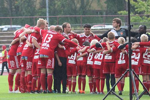 Lauantaina jännitetään iltapäivällä jatkaako FC Jazz Kakkosen Cupissa välieriin. Kuva: Urheilusuomi.com