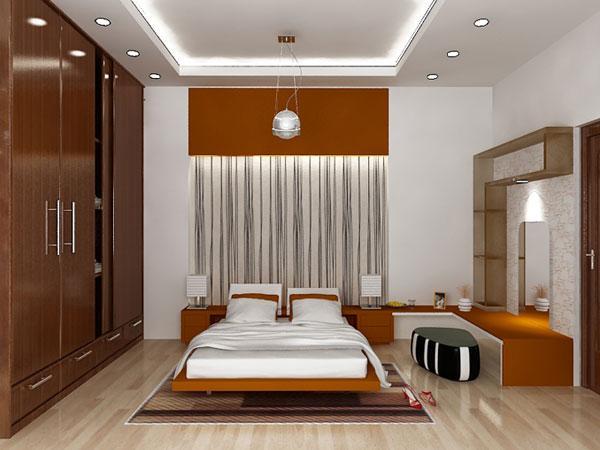 Chọn mẫu trần thạch cao phòng ngủ theo phong thủy